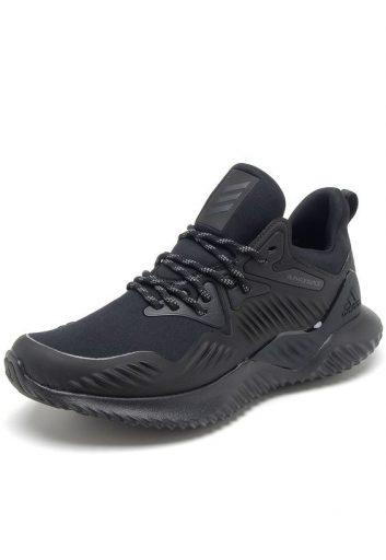 adidas alphabounce beyond black
