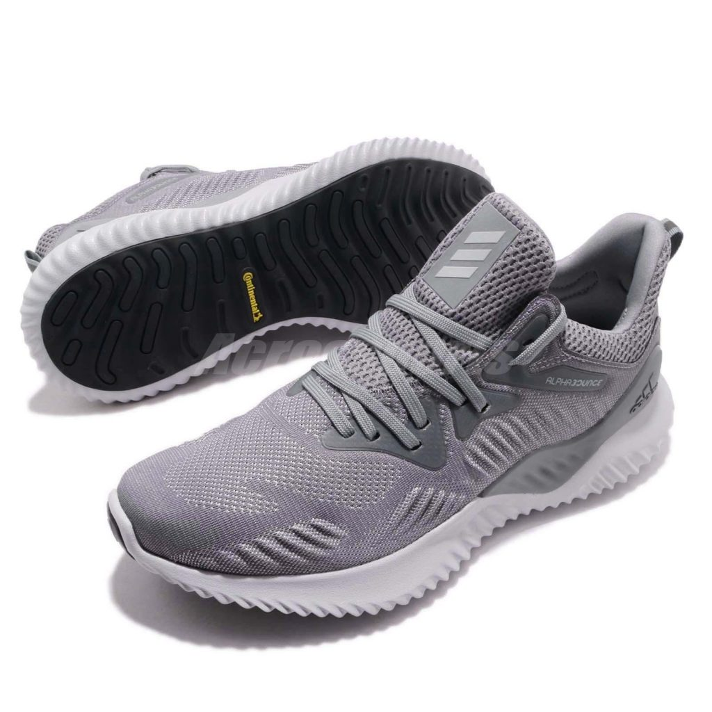 adidas alphabounce beyond white