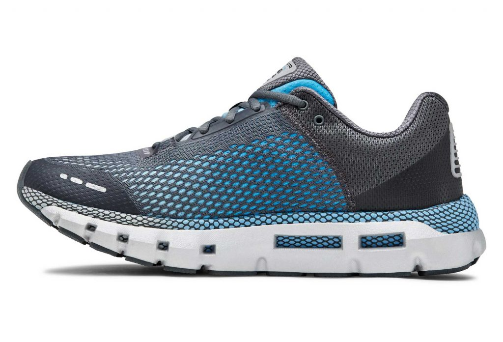 Under armour Hovr Infinite grey blue