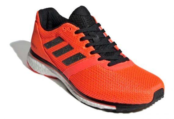 Adidas Adizero Adios 4 red