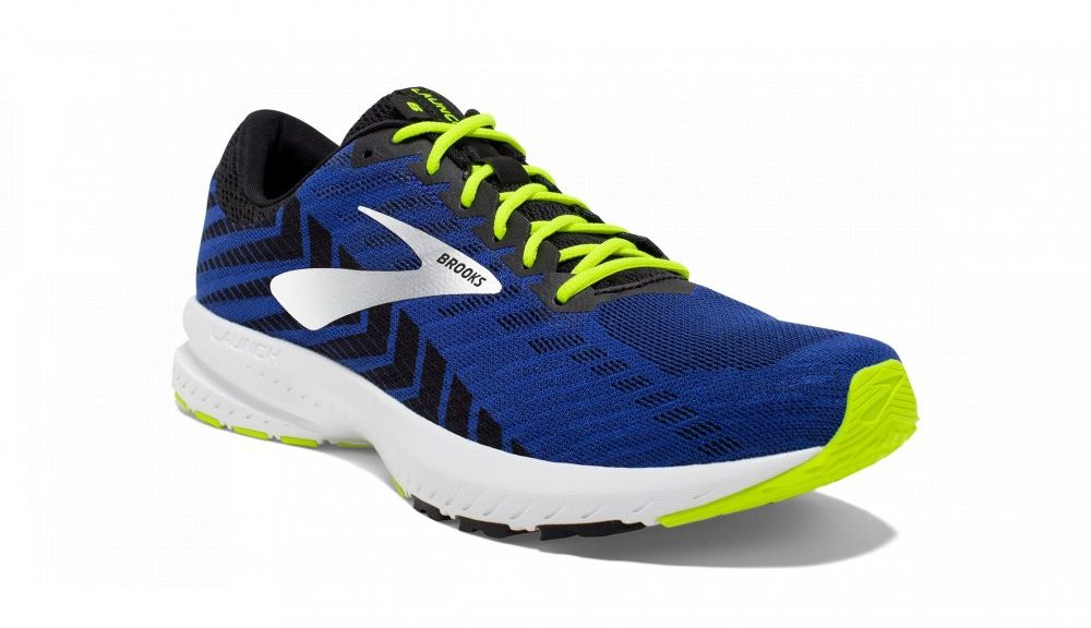 Brooks Launch 6 blue