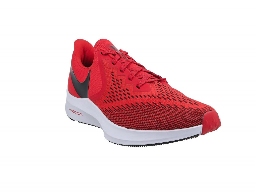 Nike ZOOM AIR WINFLO 6 red