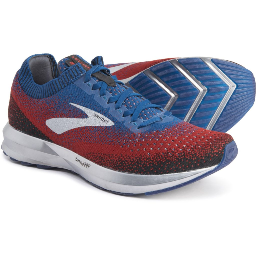Brooks Levitate 2 red