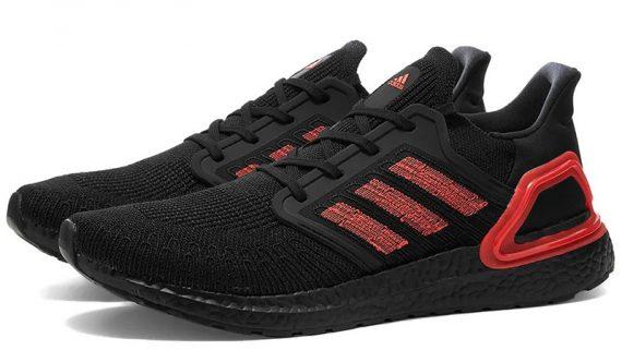 adidas men Ultraboost 20 black