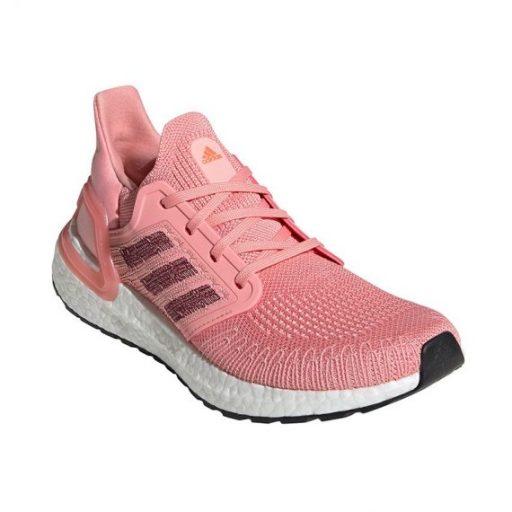 adidas men Ultraboost 20 pink