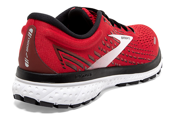 Brooks Ghost 13 Red