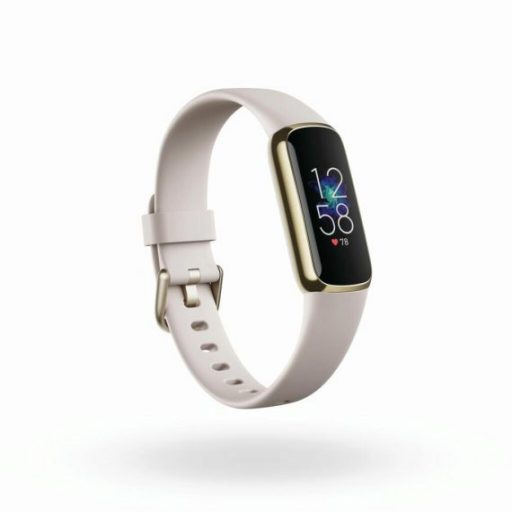Fitbit Luxe Silver